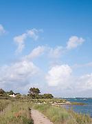Coastline at Les Portes-en-Ré, Île de Ré, France