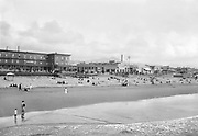 1307B-60Seaside before the turnaround was constructed in 1921. Photo taken from the old fishing pier.