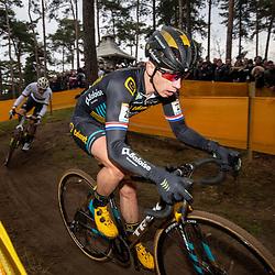 26-12-2019: Cycling: CX Worldcup: Heusden-Zolder: Lars van der Haar