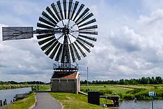 Kalverpolder, Haaldersbroek, Zaanstad, Noord Holland, Netherlands