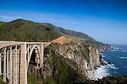 Bixby Creek Bridge at Big Sur