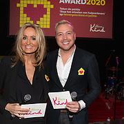 NLD/Amsterdam/20200129 - Hartenhuis Awards 2020, Natasja Froger en Natasja Froger