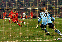 BOLO ZENDEN (MIDDLESBROUGH) SCORES FROM THE PENALTY SPOT<br /> MIDDLESBROUGH V BOLTON WANDERERS <br /> CARLING CUP FINAL 29/02/04<br /> PHOTO ROBIN PARKER FOTOSPORTS INTERNATIONAL