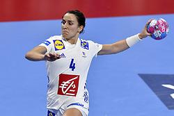 France player Pauline Coatanea during the Women's european handball chanmpionship preliminary round, Slovenia vs France. Nancy, Fance -02/12/2018//POLEMILE_01POL20181202NAN031/Credit:POL EMILE / SIPA/SIPA/1812021731