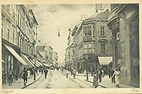 Zagreb : Ilica. <br /> <br /> ImpresumZagreb : Edition Čaklović, [19--].<br /> Materijalni opis1 razglednica : tisak ; 9 x 13,8 cm.<br /> NakladnikJos. Čaklović<br /> Mjesto izdavanjaZagreb<br /> Vrstavizualna građa • razglednice<br /> ZbirkaZbirka razglednica • Grafička zbirka NSK<br /> Formatimage/jpeg<br /> PredmetZagreb –– Ilica<br /> SignaturaRZG-ILIC-25<br /> Obuhvat(vremenski)20. stoljeće<br /> PravaJavno dobro<br /> Identifikatori000946312<br /> NBN.HRNBN: urn:nbn:hr:238:074795 <br /> <br /> Izvor: Digitalne zbirke Nacionalne i sveučilišne knjižnice u Zagrebu