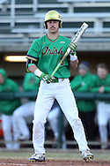 CARY, NC - MARCH 03: Notre Dame's Jake Shepski. The University of Maryland Terrapins played the University of Notre Dame Fighting Irish on March 3, 2017, at USA Baseball NTC Stadium Field in Cary, NC in a Division I College Baseball game, and part of the Irish Classic tournament. Maryland won the game 4-3.