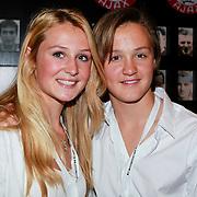 NLD/Amsterdam/20110528 - Toppers in Concert 2011, Maxim Froger en partner .....