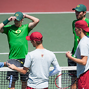 Gallery | USC Men's Tennis | 2017 | Oregon