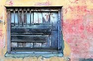 Wall in Bayamo, Granma, Cuba.