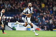 West Bromwich Albion v Reading 061018