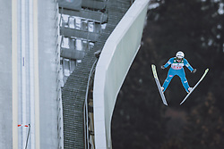 01.01.2021, Olympiaschanze, Garmisch Partenkirchen, GER, FIS Weltcup Skisprung, Vierschanzentournee, Garmisch Partenkirchen, Einzelbewerb, Herren, im Bild Peter Prevc (SLO) // Peter Prevc of Slovenia during the men's individual competition for the Four Hills Tournament of FIS Ski Jumping World Cup at the Olympiaschanze in Garmisch Partenkirchen, Germany on 2021/01/01. EXPA Pictures © 2020, PhotoCredit: EXPA/ JFK
