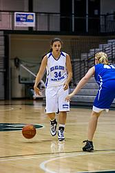 20 June 2009: Michelle Salvatori.  Illinois Basketball Coaches Association 1A-2A Girls All Star game.