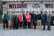 Attending 'SHEEP2015', the major National Sheep Open Day hosted by Teagasc at Athenry on Saturday ( l-r) Fergal Morris MSD, . Photo:- Andrew Downes / xposure.ie  No Fee. Issued on behalf of Teagas