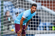 Shay Logan (#12) of Heart of Midlothian FC during the SPFL Championship match between Raith Rovers and Heart of Midlothian at Stark's Park, Kirkcaldy, Scotland on 30 April 2021.