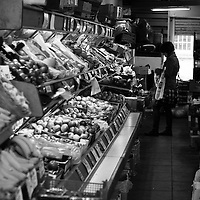 The classic fruit market on Bold St.