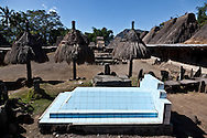 INDONESIA, Flores Archipelago, Ngada country, Tolela traditional village