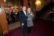 GERARD RATNER, CIRQUE DU SOLEIL LONDON PREMIERE OF VAREKAI. Royal albert Hall. 5 January 2009