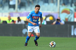 April 29, 2018 - Florence, Italy - Mario Rui of Napoli during the Serie A match between ACF Fiorentina and SSC Napoli at Stadio Artemio Franchi on April 29, 2018 in Florence, Italy. (Credit Image: © Matteo Ciambelli/NurPhoto via ZUMA Press)