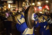 New Orleans, USA, 04 feb 2008, Mardi Grass celebration.