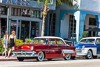 US, Florida, Miami Beach, Collins Ave.