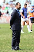 Force coach Michael Foley. Waratahs v Force. 2013 Investec Super Rugby Season. Allianz Stadium, Sydney. Sunday 31 March 2013. Photo: Clay Cross / photosport.co.nz