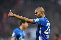 Naldo (Schalke) <br /> Muenchen, 04.02.2017, Fussball Bundesliga, FC Bayern Münnchen - FC Schalke 04 1:1<br /> <br /> Norway only