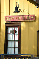 The Heritage Museum of New Freedom