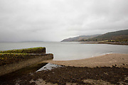 Loch Fyne in Otter Ferry on the 3rd November 2018 on the Cowal peninsula in Argyll and Bute in Scotland in the United Kingdom.