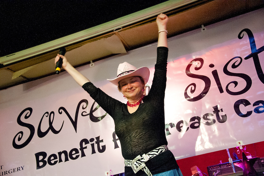 Save A Sister Bachelor Auction for breast cancer awareness and screening