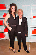 Jenni Luke, CEO, Step Up and Claudia Eller, Editor-in-Chief, Variety