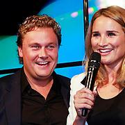NLD/Amsterdam/20131014 - Cd presentatie Wesly Bronkhorst, Wesly Bronkhorst en  Lieke van Lexmond