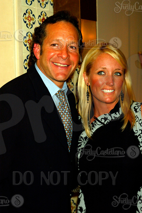 Mar 21, 2003; Hollywood, CA, USA; Actor STEVE GUTTENBURG arrives with HEATHER SMITH @ a 'Chicago' party for the new supperclub @ Feinstein's at the Cinegrill inside the newly remodeled Hollywood Roosevelt Hotel. <br />Mandatory Credit: Photo by Shelly Castellano/ZUMA Press.<br />(©) Copyright 2003 by Shelly Castellano