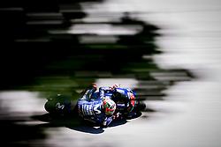 July 14, 2018 - Hohenstein-Ernstthal, Allemagne - MAVERICK VINALES - SPANISH - MOVISTAR YAMAHA MotoGP - YAMAHA (Credit Image: © Panoramic via ZUMA Press)