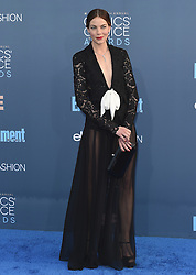 Stars attend the 22nd Annual Critics Choice Awards in Santa Monica, California. 11 Dec 2016 Pictured: Michelle Monaghan. Photo credit: Bauer Griffin / MEGA TheMegaAgency.com +1 888 505 6342