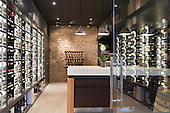 Oeno Wines, Cirencester designed by Millar Howard Workshop