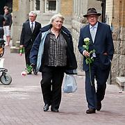 NLD/Amsterdam/20110722 - Afscheidsdienst voor John Kraaijkamp, Nelly Frijda en Karel de Graaf