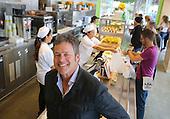 Ian Olsen, president of Lemonade Restaurant Group.
