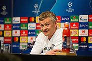 Manchester United Press Conference, Barcelona, 15-04-2019. 150419