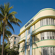 Barbizon Hotel on Ocean Drive in South Beach, Miami