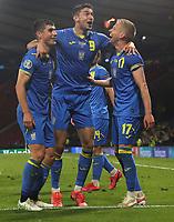 UEFA Euro 2020 Championship Round of 16 match between Sweden and Ukraine at Hampden Park on June 29, 2021 in Glasgow, Scotland<br /> <br /> COLORSPORT/Ian MacNicol