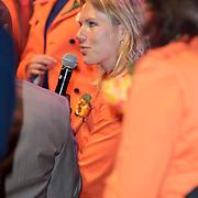 NLD/Amsterdam/201200704 - NOC/NSF teamoverdracht, Esther Vergeer
