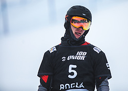 during FIS alpine snowboard world cup 2019/20 on 18th of January on Rogla Slovenia<br /> Photo by Matic Ritonja / Sportida
