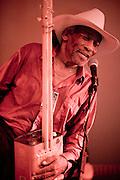 Mac Arnold, Pocono Blues Festival 2007