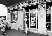 Downtown Kingston - Joe Gibb's Record Shop