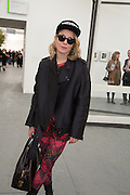 NOOMI RAPACE, The VIP preview of Frieze. Regent's Park. London. 16 October 2013