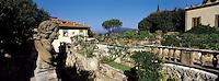 Villa Gamberaia - <br /> Tuscany - Italy