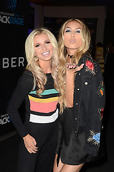 Westwood One Backstage at the American Music Awards Day 2 at the L.A. Live Event Deck. 19 Nov 2016 Pictured: Tiffany Houghton, Jena Rose. Photo credit: David Edwards / MEGA TheMegaAgency.com +1 888 505 6342