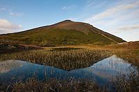 Iceland; Myvatn; Thingeyjarsyslur; Vindbelgjarfjall