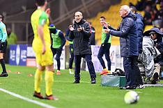 Nantes vs Monaco, 29 Nov 2017