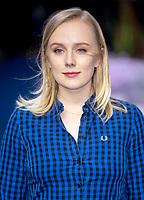 Alexa Davies at the 'Onward' film premiere, Curzon Mayfair, London, UK - 23 Feb 2020 photo by Brian Jordan